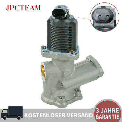 AGR-Ventil Abgasrückführungsventil mit Dichtungen Fiat Suzuki Opel 55184651
