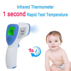 Non-Contact-Digital-IR-Infrared-Forehead-Thermometer-Gun-Adult-Body-Temperature