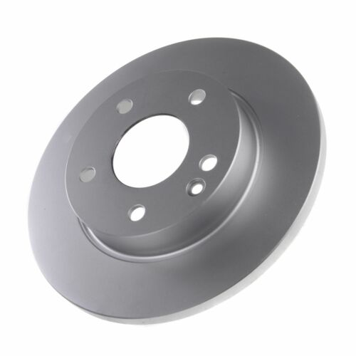 Eicher LW10229 Front Right Left Brake Disc Kit 2 Pieces 260mm Diameter Solid