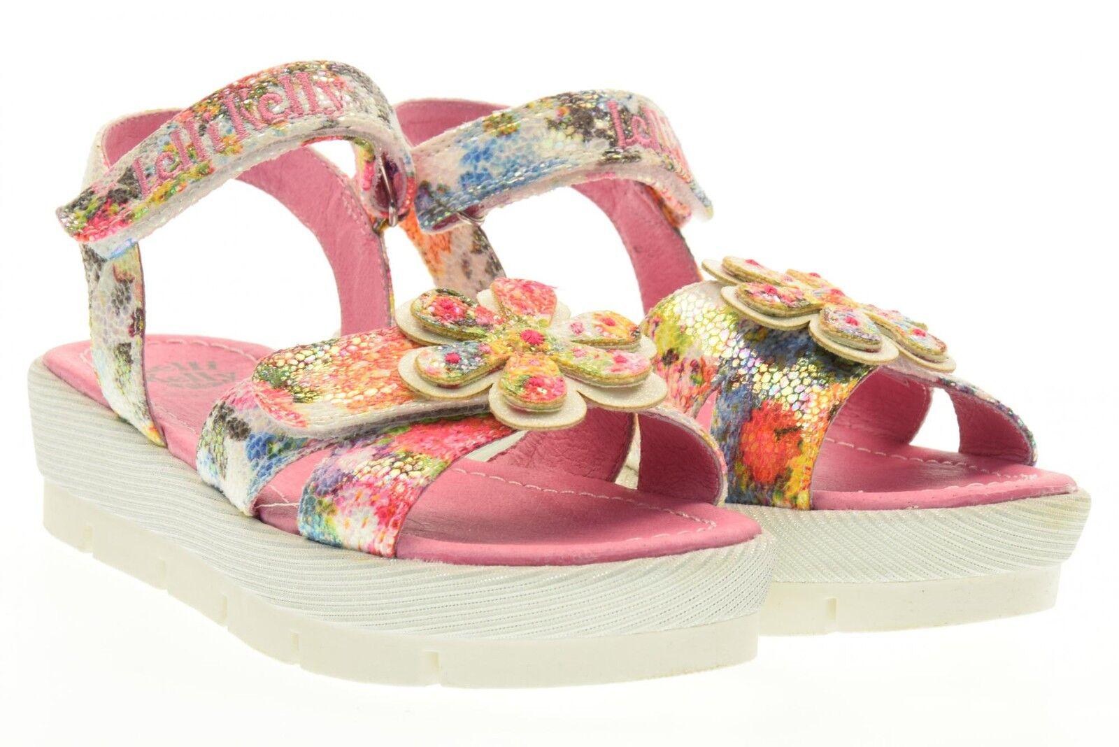 Lelli Kelly scarpe bambina sandali LK4520 FIORE FANTASIA P17
