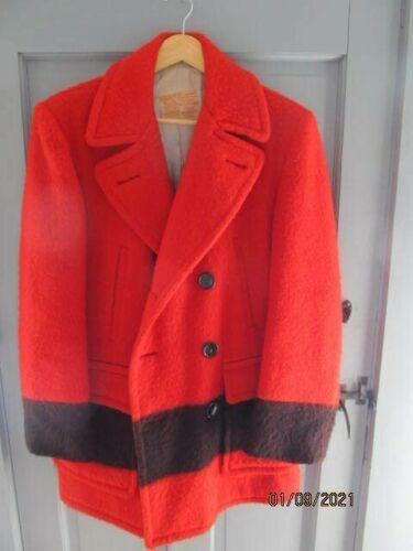 Men's Vintage Hudson Bay Coat Size L