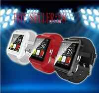 U8 Android Smart Watches Bluetooth Phone Waterproof Smart Phone Fitness Tracker