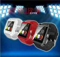 U8 Android Smart Watches Bluetooth Phone Waterproof Smart Phone Fitness Tracker