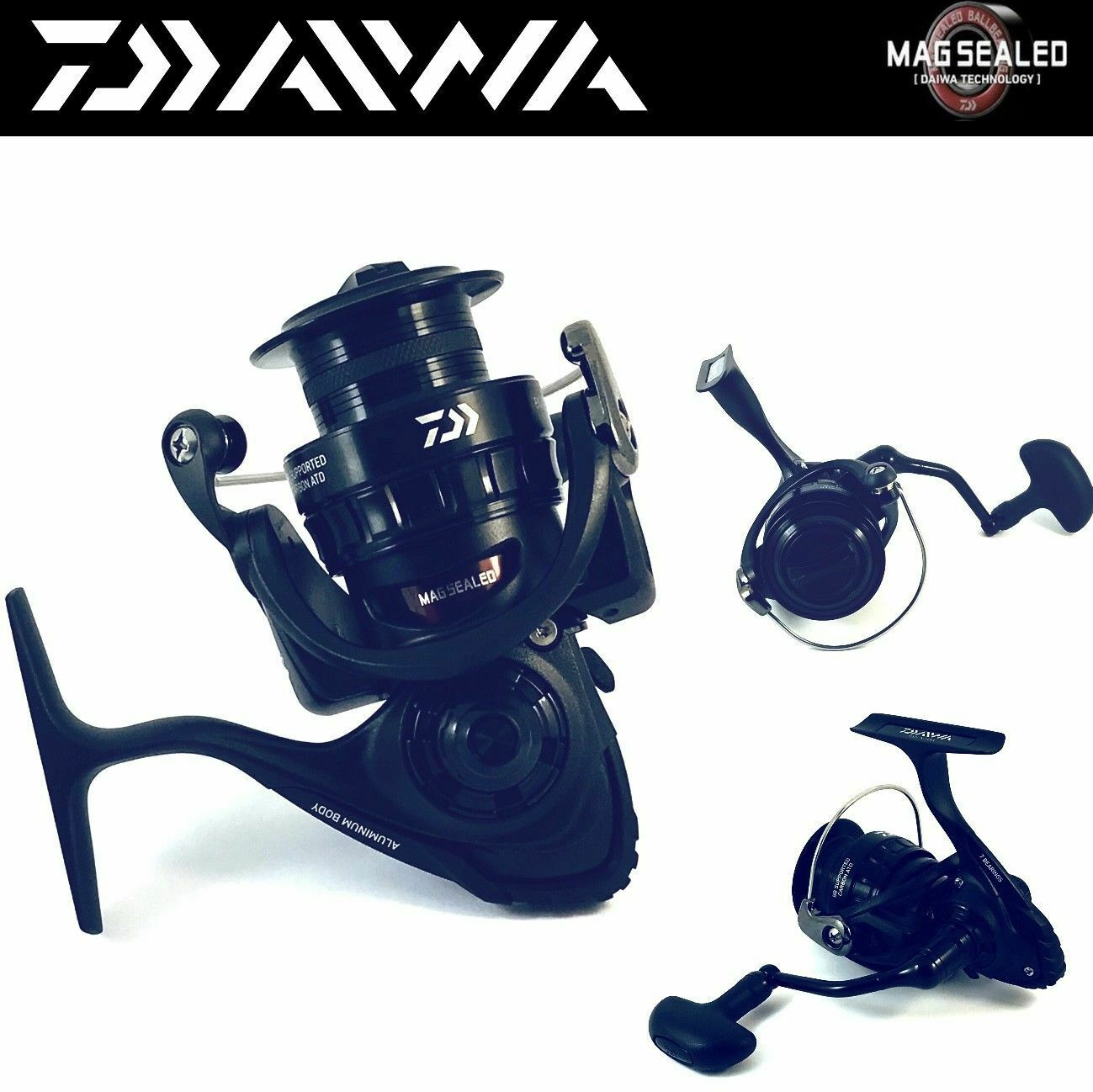 DAIWA MAGSEALED SALTWATER SPINNING REEL  BG  we take customers as our god