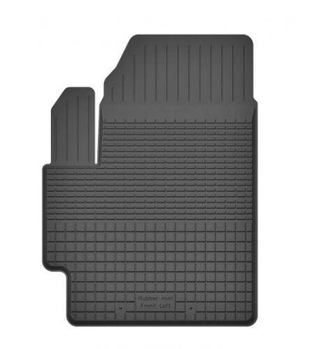 1 Stück Gummimatte Fußmatte VORNE FAHRER Bj. ab 2011 VW UP