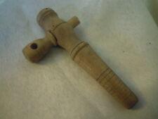 Antico Rubinetto / Spina in legno per botte