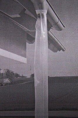 Zielsetzung Je Meter Dachrinnenschlauch Schlauchfolie Regenrinne Dachrinne 125 Mm 100my Fürs Dach Regenrinnen & Zubehör