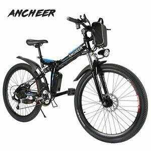 Klapprad-Fahrrad-26-034-Shimano-Pedelec-ALU-Elektrofahrrad-Ebike-E-Bike-Fahrrad-TOP