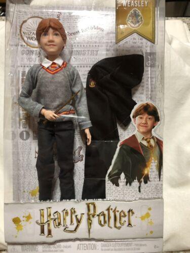 """NOUVEAU Harry Potter sorciers 10/"""" Ron Weasley doll"""