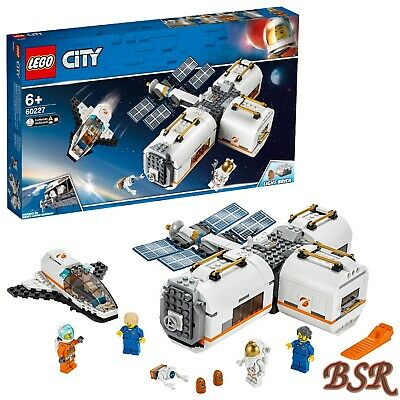 LEGO® City Raumstation 2019 Set NEU /& OVP