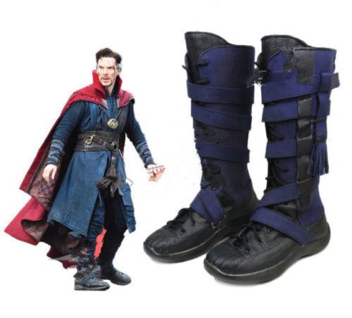 Details about  /New Dr Strange Marvel Doctor Strange Marvel Select Cosplay Shoes Boots