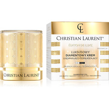 Christian Laurent Luxury Diamond Firming & Rejuvenating Cream Elixir Of Youth