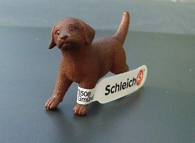 13835 Schleich-Labrador retriever cachorro