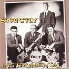Strictly Instrumental, Vol. 7 by Various Artists (CD, Nov-2003, Buffalo Bop)
