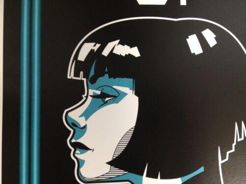 "Tron Quorra 24/""x36/"" poster print"