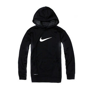 Nike Youth Sport Culture KO Solid Training Hoodie 425791-010 Youth Sizes: S & M