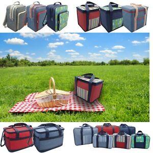 17Ltr Backpack Cooler Bag Insulated Large Cooler Summer Travel Bags Picnic Denim
