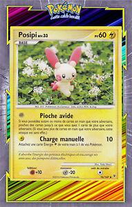 Posipi-Platine-Vainqueurs-supremes-76-147-Carte-Pokemon-Neuve-Francaise