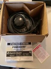 Powerstat Variable Autotransformer Variac 3pn136b Superior Electric