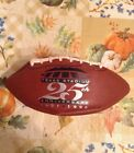 Texas Stadium 25th Anniversary Football