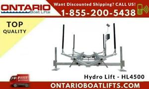 Hydro Lift-12V 4500 - A nice way to protect your leisure boat with the finest technology - Call about Shipping or Pickup Canada Preview