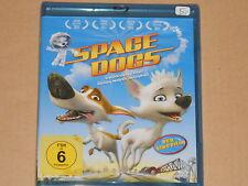 Space Dogs - Der Kinofilm BLU-RAY NEU