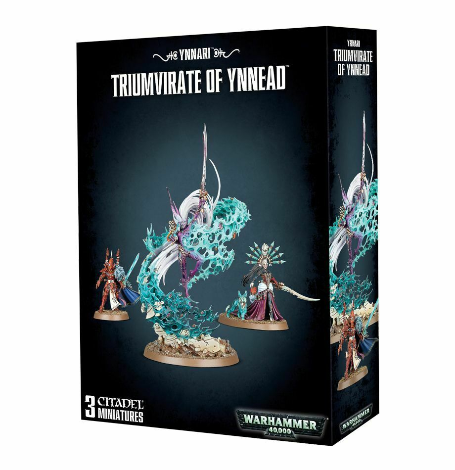 Ynnari Triumvirate of Ynnead Gathering Storm II Warhammer 40,000