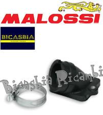 6391 - COLLETTORE ASPIRAZIONE MALOSSI 22-28 50 PIAGGIO VESPA S SPRINT
