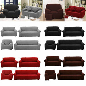 Surprising Details About Soft Solid Sofa Loveseat Armchair Couch Cover Slipcover Home Decor Simple Modern Onthecornerstone Fun Painted Chair Ideas Images Onthecornerstoneorg