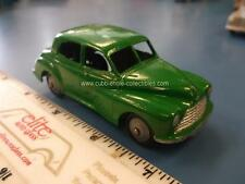 Dinky Toys Morris Oxford in Green Custom Paint Job - Loose Car
