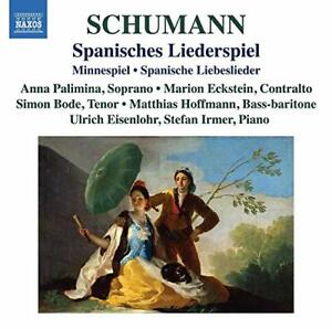 Anna Palimina - Schumann: Spanisches Lieder [Anna Palimina; Simon [CD]
