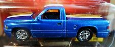 JOHNNY LIGHTNING 97 1997 DODGE RAM VTS PICKUP TRUCK BLUE DETAILED COLLECTIBLE