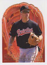 1996 Flair Cal Ripken Jr Hot Glove 8 of 10