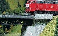 (5,93€/m) Faller 272404 Spur N, Eisengeländer, 976 mm, 12 Teile, Bausatz, Neu