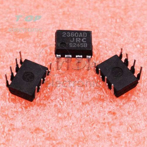 1PCS//2PCS//5PCS//10PCS JRC2360AD 8PINS JRC2360 2360AD DC//DC CONVERTOR CONTROL IC