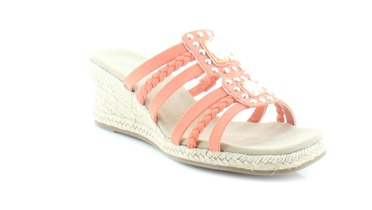 Vince Camuto New Rhiannon Orange Womens Sandals Shoes Size 7.5 M Sandals Womens MSRP $179 0de0aa