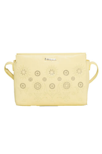 Vegas blancjaune Vanesa 54 en synthᄄᆭtique Rrp Desigual ᄄᄂ Sac motifs citron rouge cuir TulFJKc513