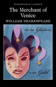 The-Merchant-of-Venice-by-William-Shakespeare-9781840224313-Brand-New