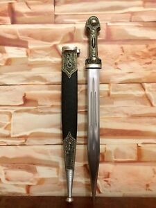 VINTAGE Caucasian Handmade traditional DAGESTAN Dagger Kinjal Kama