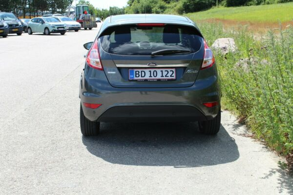 Ford Fiesta 1,0 SCTi 100 Titanium X - billede 3