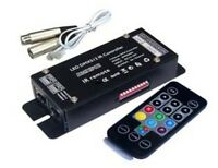 Controller For 3 Watt Dmx Led Bulb 12v - Controller Only Wireless I.r. Remote