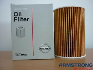 New-Genuine-Nissan-ZD30-Oil-Filter-15209-MA70A-Gu-Patrol-D22-Navara