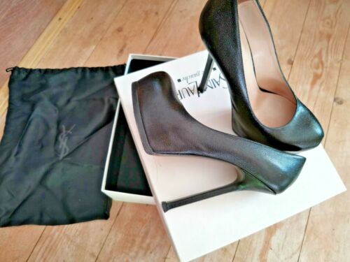 YSL high heels pumps Yves Saint Laurent Italy 38
