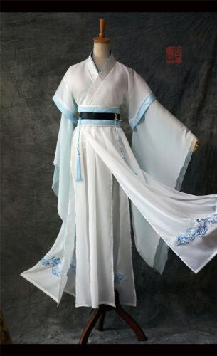 Grandmaster of Demonic Cultivation JiangCheng  Lansizhui Anime Cosplay Costume