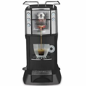 Cuisinart EM-400 Single Serve Espresso and Coffee Machine