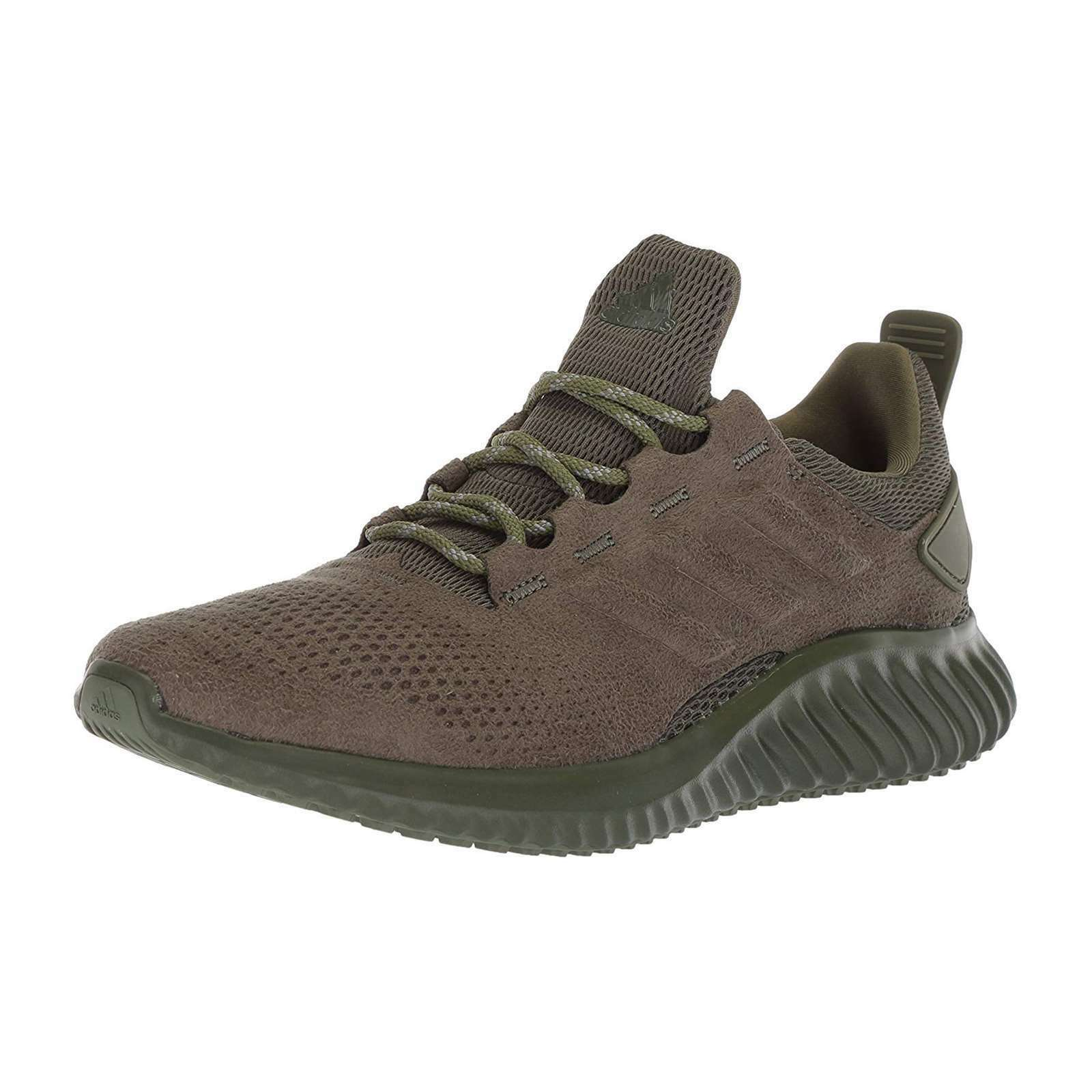 a084dc41f7d3 adidas Alphabounce CR M Cg4572 Olive Green DS Size 8.5 for sale ...