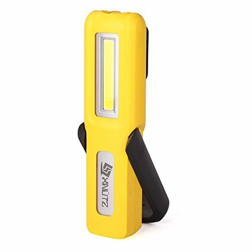 Inspection Lamp Work Light MINI Torch Swivel Pocket LED 3W COB USB Rechargeable
