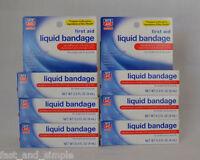 Lot Of 6 Rite Aid Liquid Bandage