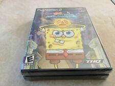 SpongeBob's Atlantis SquarePantis (Sony PlayStation 2, 2007)