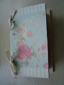 Gorgeous-039-Book-039-Box-with-Vintage-Style-Rose-Cover